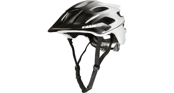 Fox Flux Helm black/white